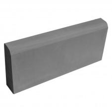 Бордюр бетонный длина 0,5м  ширина 5см, высота 20см