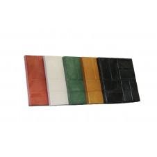 Плитка полимерпесчаная  450*450 Коричнева