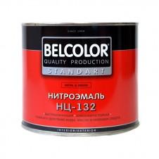 Эмаль НЦ-132 BELCOLOR 1.7 кг  белая