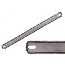 Полотно ножовочн. 300*25мм по металлу 2-х сторон.