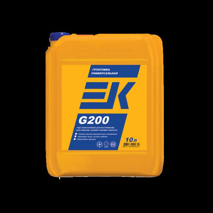 ГРУНТОВКА ЕК G200  код 16004, 16002