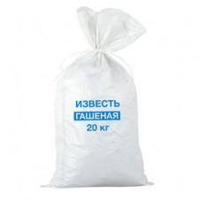 Известь гашеная, 20 кг код 87229