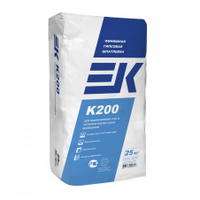 Шпатлевка ЕК 200  20 кг  код 44002