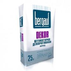 Штукатурка декоративная короед Dekor, 25кг код 85523