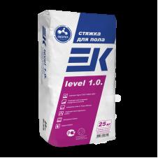 Смесь для пола EК LEVEL 1.0, 25 кг код 36027