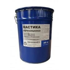 Мастика битумная холодная, 16 кг ОРГКРОВЛЯ код 79029