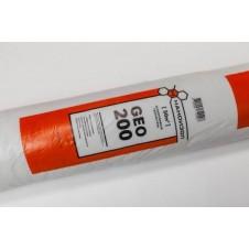 Наноизол GEO 200 (геотекстиль) ширина 2м, рулон 50м2, цена за рулон