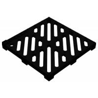 Решетка для дождеприемника чугунная 300*300