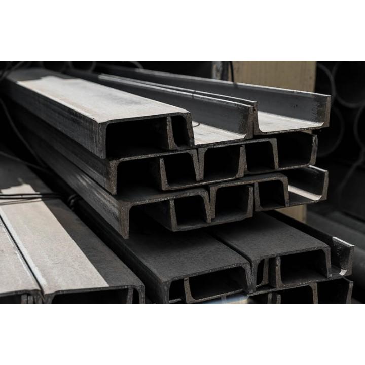 Швеллер  24 У / 12 метров / цена за метр/ резка 200руб